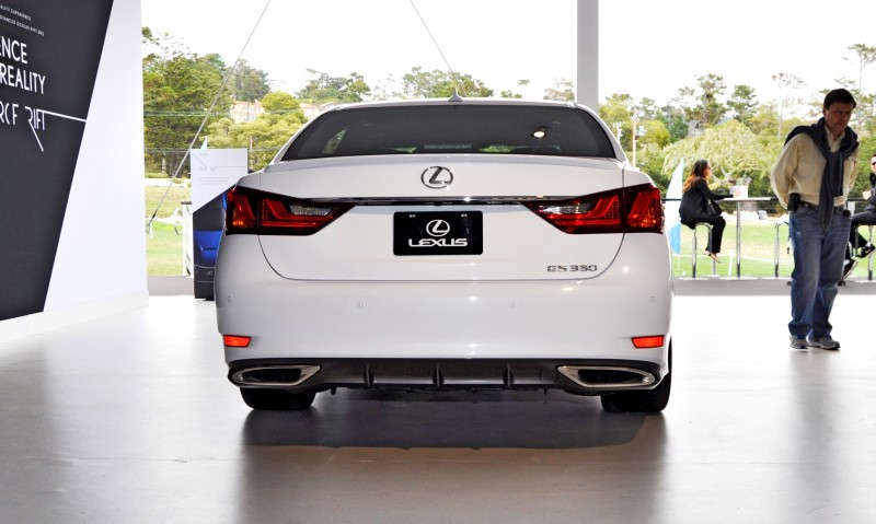 Car-Revs-Daily.com 2015 Lexus GS350 Crafted Line Pebble Beach 31