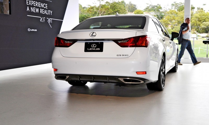 Car-Revs-Daily.com 2015 Lexus GS350 Crafted Line Pebble Beach 36