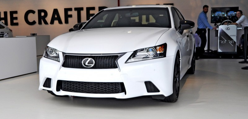 Car-Revs-Daily.com 2015 Lexus GS350 Crafted Line Pebble Beach 4