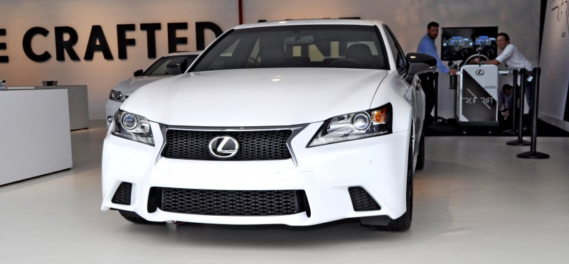 Car-Revs-Daily.com 2015 Lexus GS350 Crafted Line Pebble Beach 5