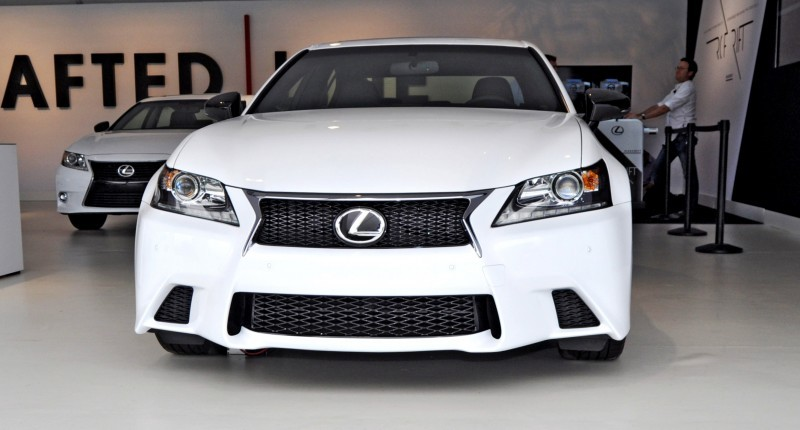 Car-Revs-Daily.com 2015 Lexus GS350 Crafted Line Pebble Beach 7