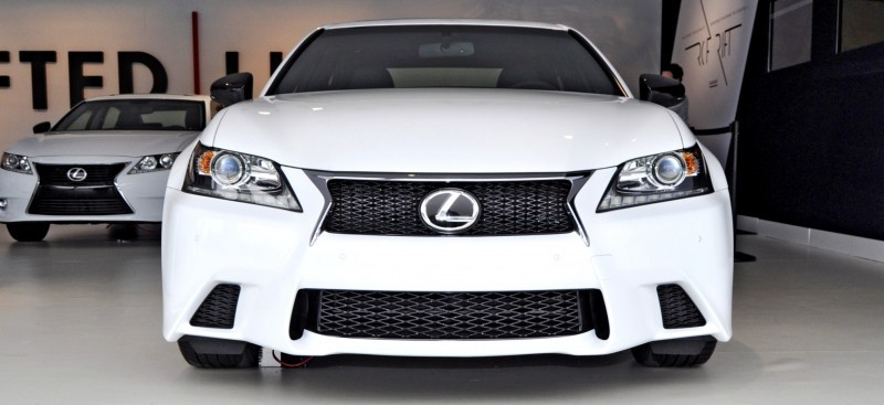 Car-Revs-Daily.com 2015 Lexus GS350 Crafted Line Pebble Beach 8
