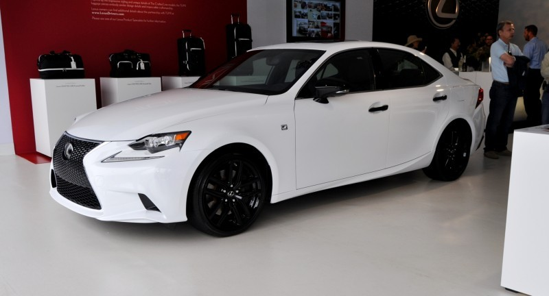 Car-Revs-Daily.com 2015 Lexus IS250 F Sport CRAFTED LINE 15