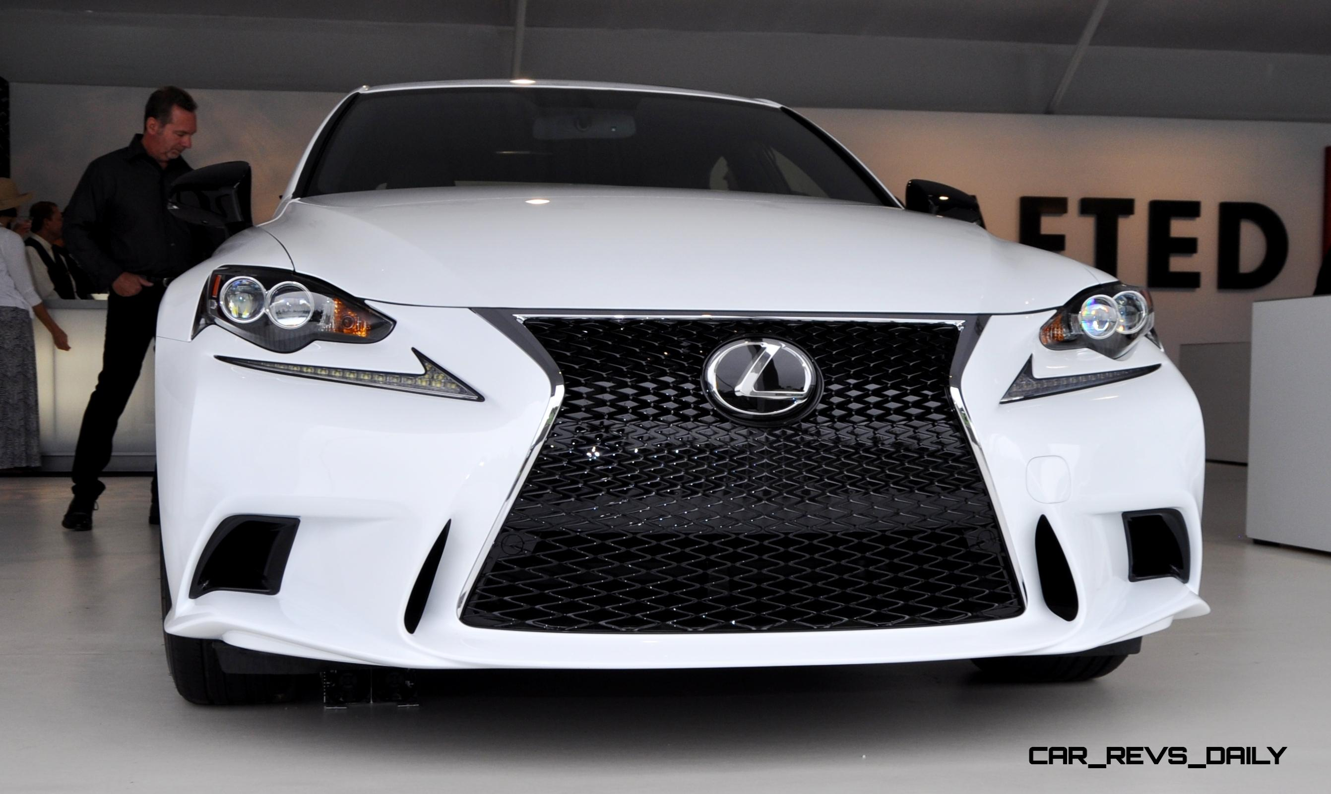car-revs-daily 2015 lexus is250 f sport crafted line 2 »
