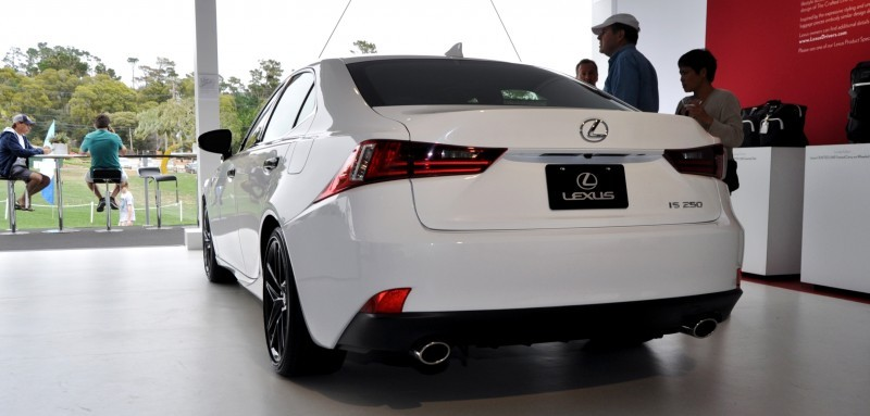 Car-Revs-Daily.com 2015 Lexus IS250 F Sport CRAFTED LINE 20