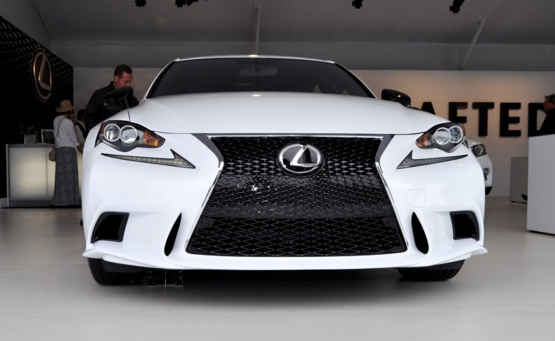Car-Revs-Daily.com 2015 Lexus IS250 F Sport CRAFTED LINE 3
