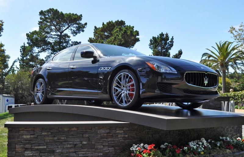 Car-Revs-Daily.com 2015 Maserati Quattroporte 26