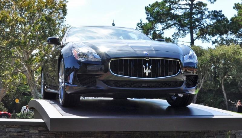 Car-Revs-Daily.com 2015 Maserati Quattroporte 30