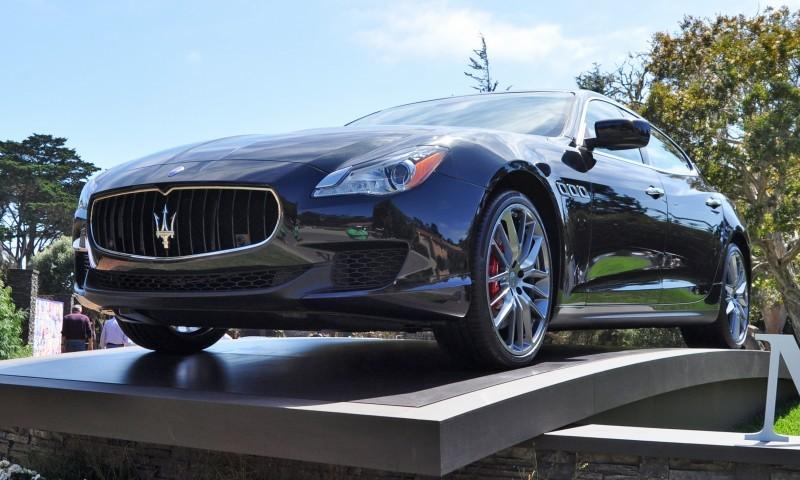 Car-Revs-Daily.com 2015 Maserati Quattroporte 36