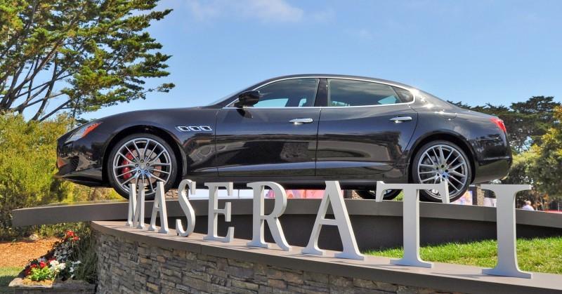 Car-Revs-Daily.com 2015 Maserati Quattroporte 42 - Copy