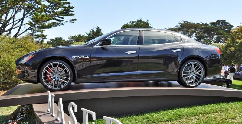 Car-Revs-Daily.com 2015 Maserati Quattroporte 48