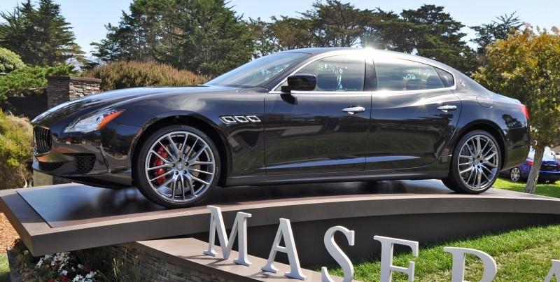 Car-Revs-Daily.com 2015 Maserati Quattroporte 49