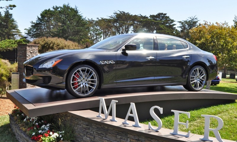 Car-Revs-Daily.com 2015 Maserati Quattroporte 50
