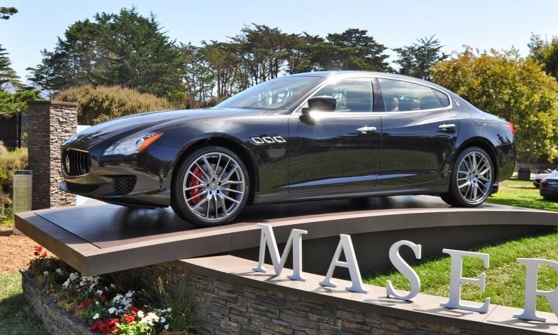 Car-Revs-Daily.com 2015 Maserati Quattroporte 51