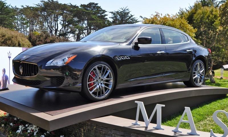 Car-Revs-Daily.com 2015 Maserati Quattroporte 53