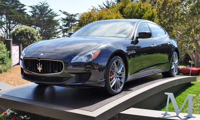Car-Revs-Daily.com 2015 Maserati Quattroporte 56