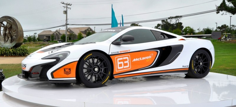 Car-Revs-Daily.com 2015 McLaren 650S Sprint 60