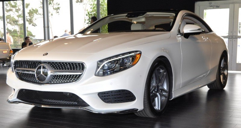 Car-Revs-Daily.com 2015 Mercedes-Benz S550 Coupe 10
