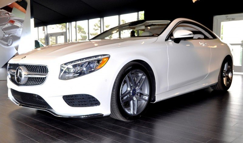 Car-Revs-Daily.com 2015 Mercedes-Benz S550 Coupe 11