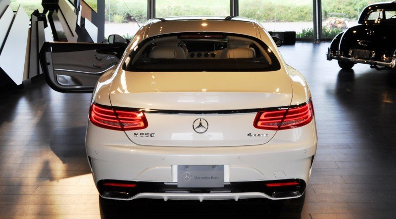 Car-Revs-Daily.com 2015 Mercedes-Benz S550 Coupe 13
