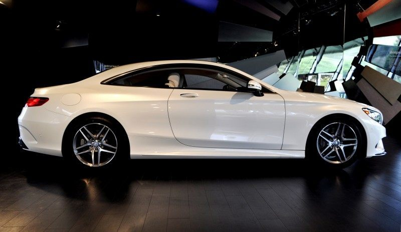 Car-Revs-Daily.com 2015 Mercedes-Benz S550 Coupe 17