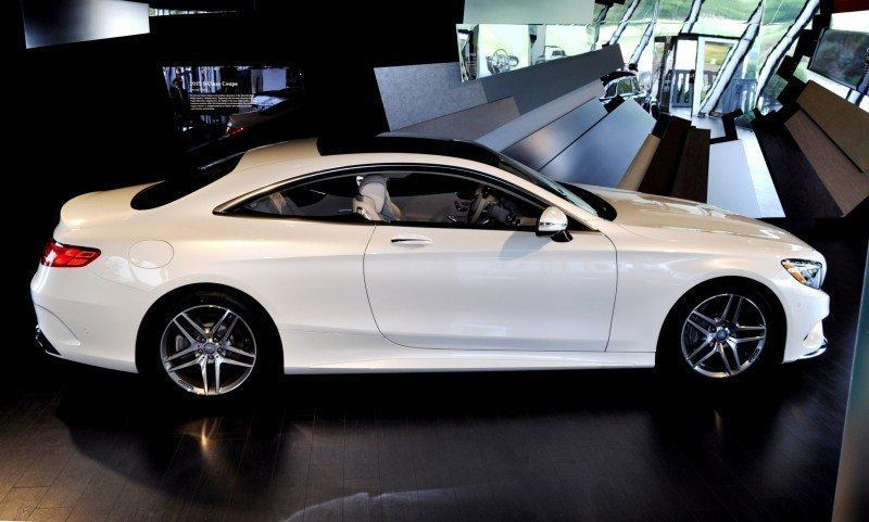 Car-Revs-Daily.com 2015 Mercedes-Benz S550 Coupe 18