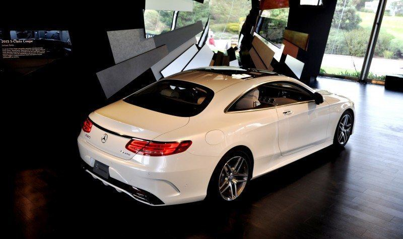 Car-Revs-Daily.com 2015 Mercedes-Benz S550 Coupe 19