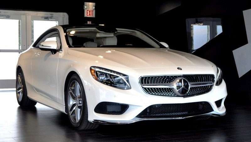 Car-Revs-Daily.com 2015 Mercedes-Benz S550 Coupe 2