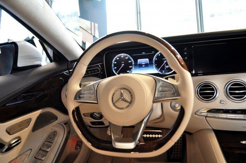 Car-Revs-Daily.com 2015 Mercedes-Benz S550 Coupe 21