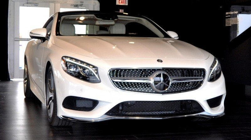 Car-Revs-Daily.com 2015 Mercedes-Benz S550 Coupe 3