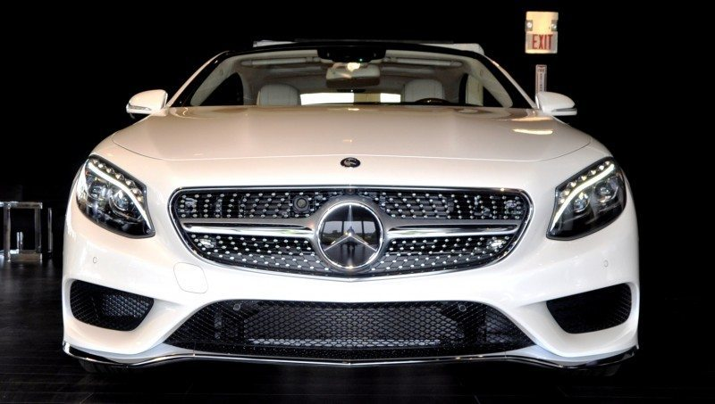 Car-Revs-Daily.com 2015 Mercedes-Benz S550 Coupe 6