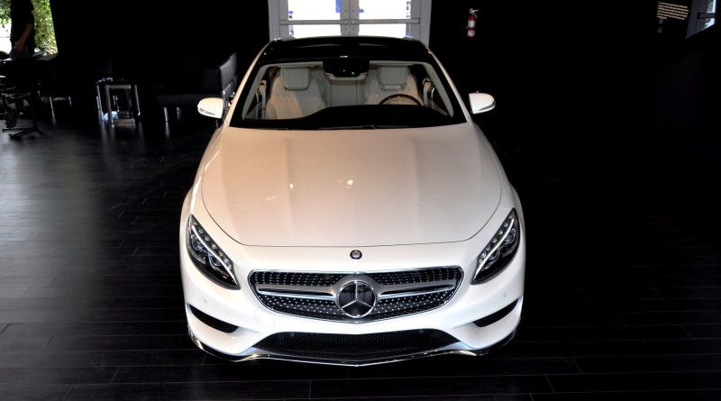 Car-Revs-Daily.com 2015 Mercedes-Benz S550 Coupe 8
