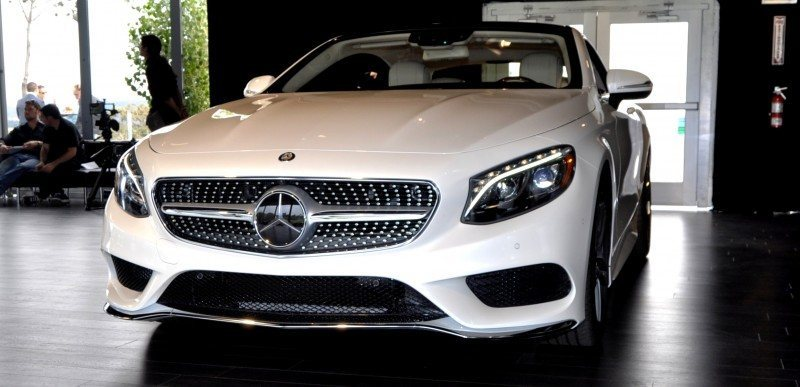 Car-Revs-Daily.com 2015 Mercedes-Benz S550 Coupe 9