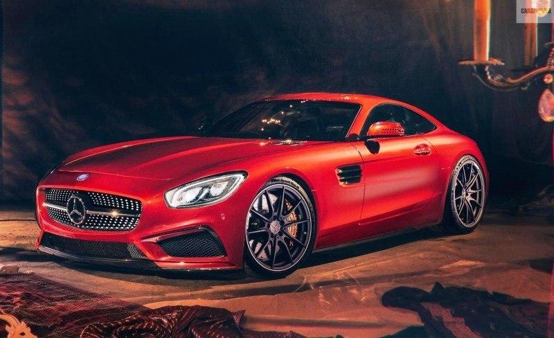 Car-Revs-Daily.com 2015 Mercedes-Benz SLS GT Predictions 20