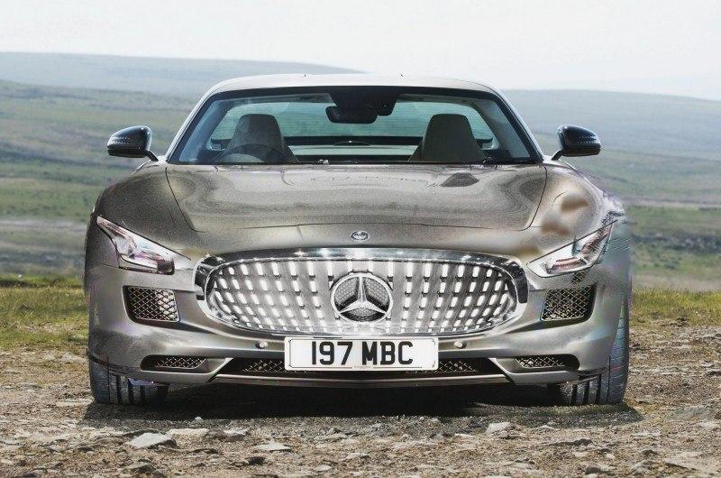 Car-Revs-Daily.com 2015 Mercedes-Benz SLS GT Predictions 27