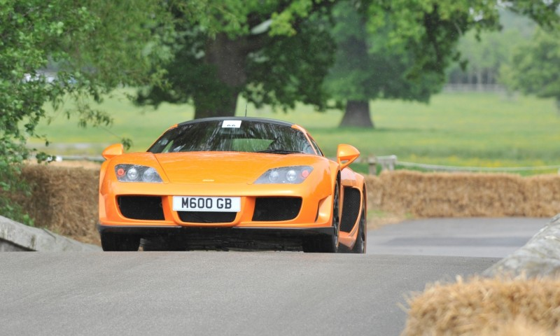 Car-Revs-Daily.com 2015 Noble M600 Carbon Sport 1