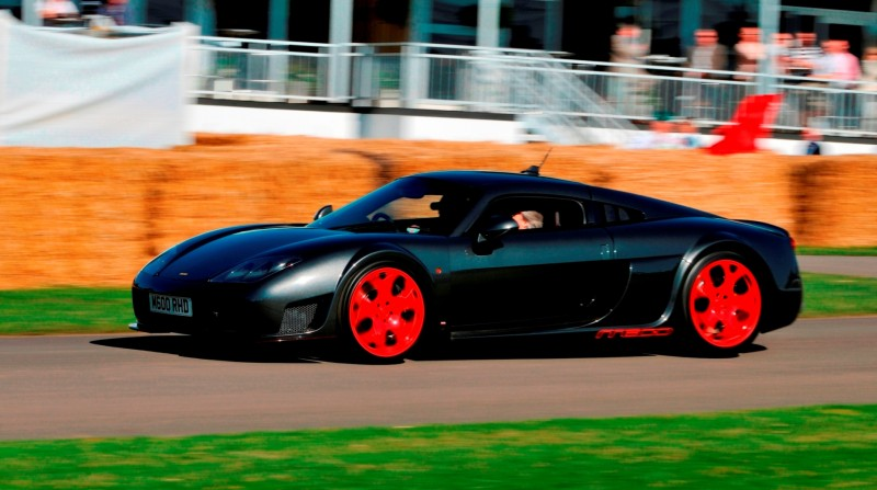 Car-Revs-Daily.com 2015 Noble M600 Carbon Sport 20