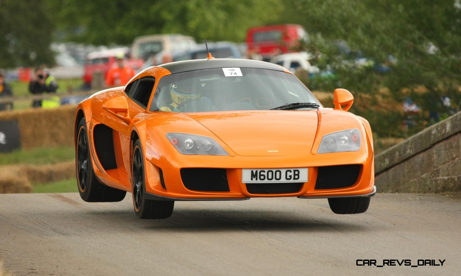 2015 Noble M600 Carbon Sport Takes Supercar Fight to Koenigsegg ...