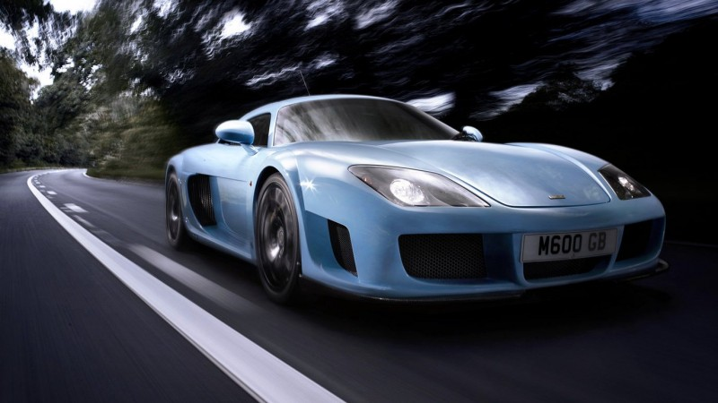 Car-Revs-Daily.com 2015 Noble M600 Carbon Sport 53