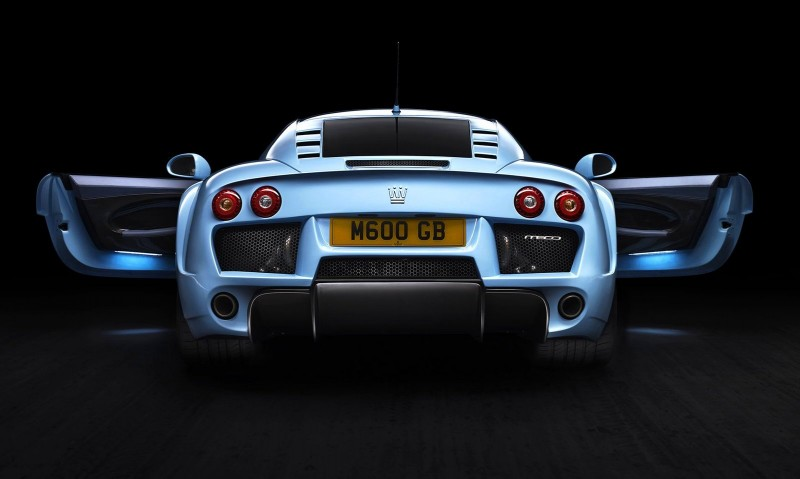 Car-Revs-Daily.com 2015 Noble M600 Carbon Sport 56