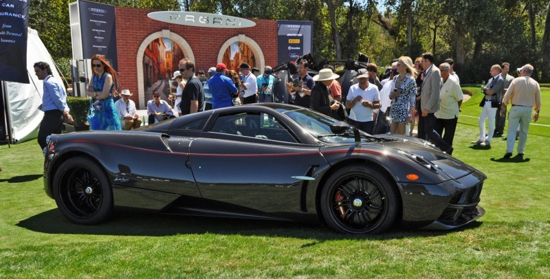 Car-Revs-Daily.com 2015 PAGANI Huayra 10