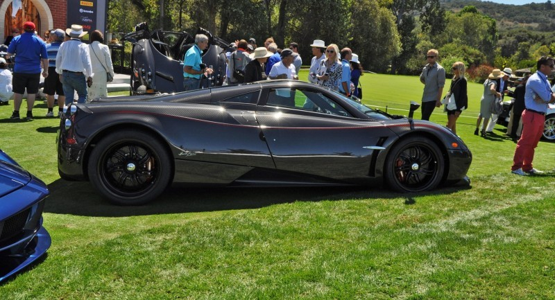 Car-Revs-Daily.com 2015 PAGANI Huayra 15