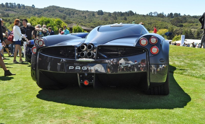 Car-Revs-Daily.com 2015 PAGANI Huayra 20