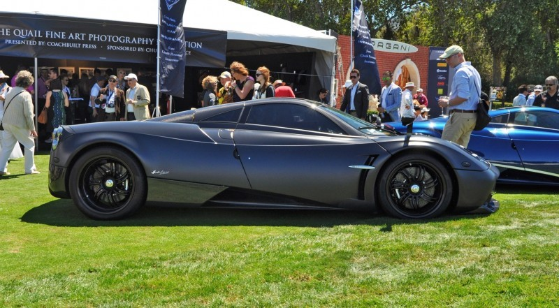 Car-Revs-Daily.com 2015 PAGANI Huayra 27