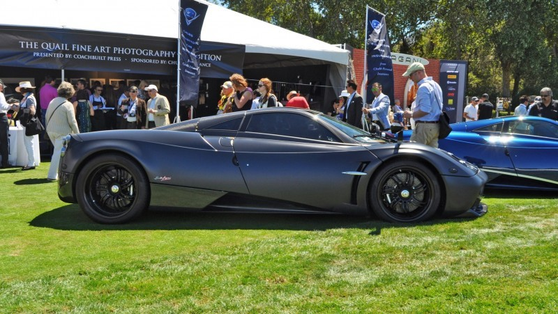Car-Revs-Daily.com 2015 PAGANI Huayra 28