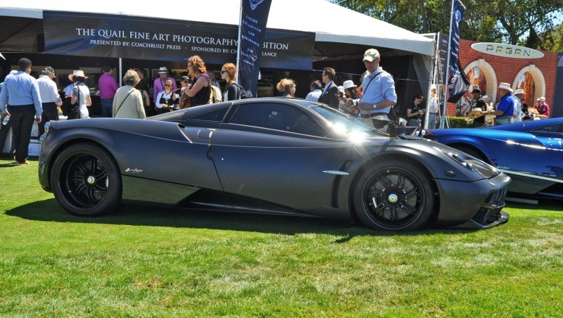 Car-Revs-Daily.com 2015 PAGANI Huayra 29