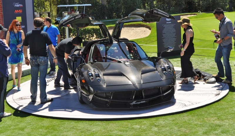 Car-Revs-Daily.com 2015 PAGANI Huayra 38