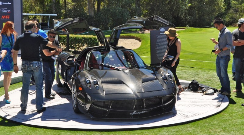 Car-Revs-Daily.com 2015 PAGANI Huayra 39