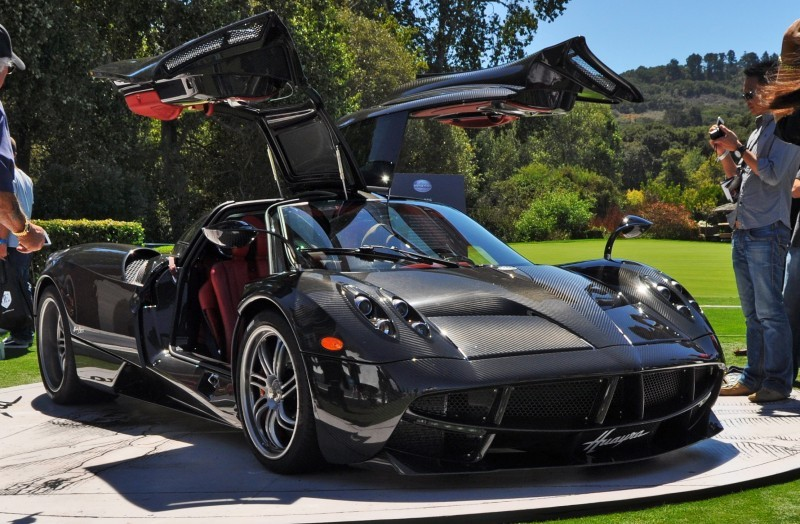 Car-Revs-Daily.com 2015 PAGANI Huayra 40
