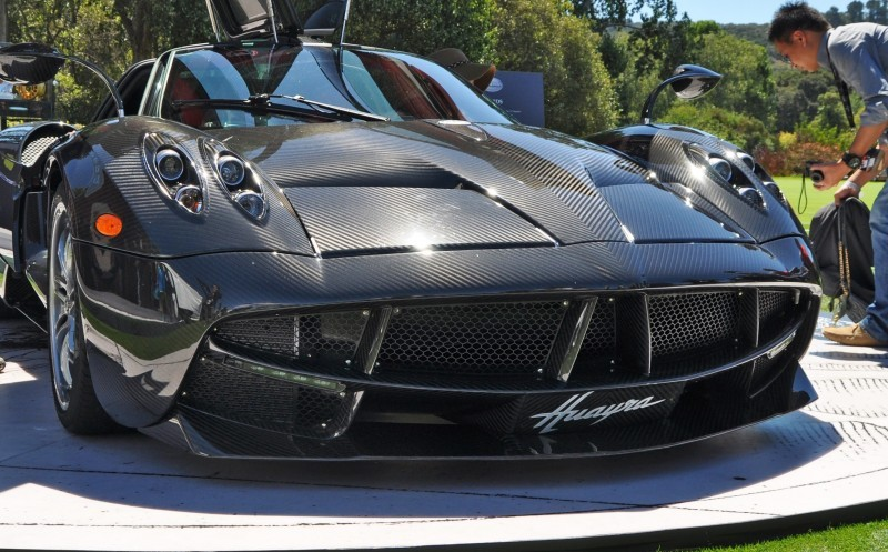 Car-Revs-Daily.com 2015 PAGANI Huayra 42